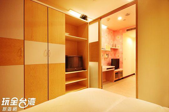 D2彩漾時尚Wii房